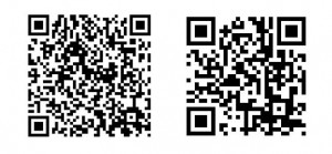 Complicated QR codes