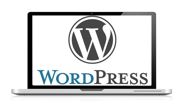 WordPress website CMS