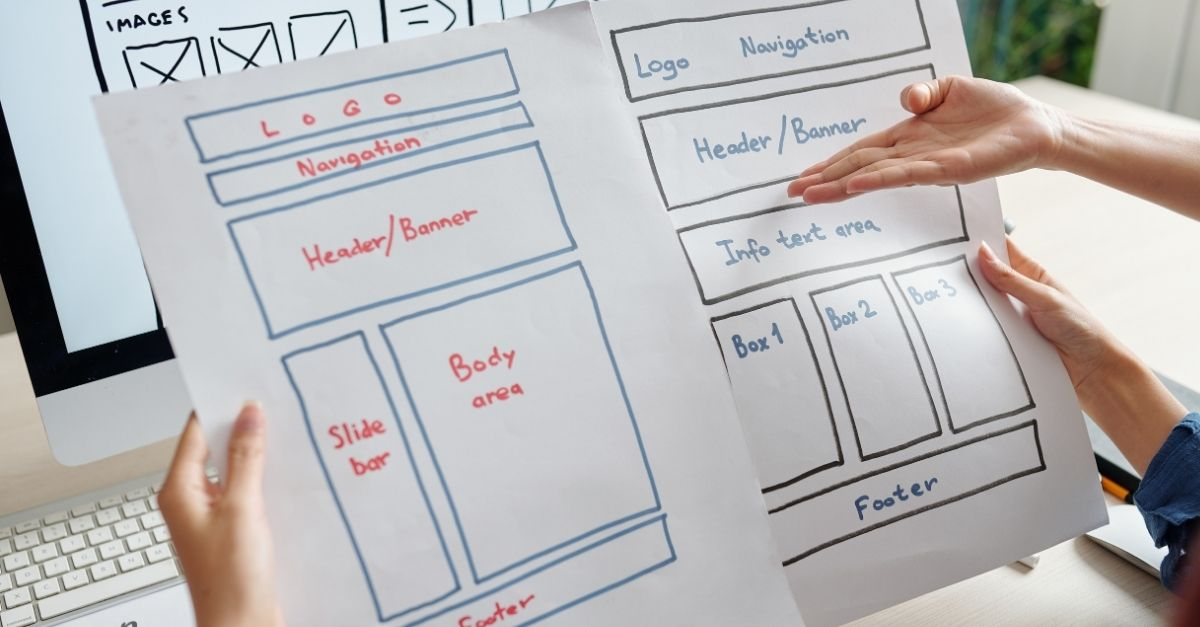 First impressions count – what does your website say about you?